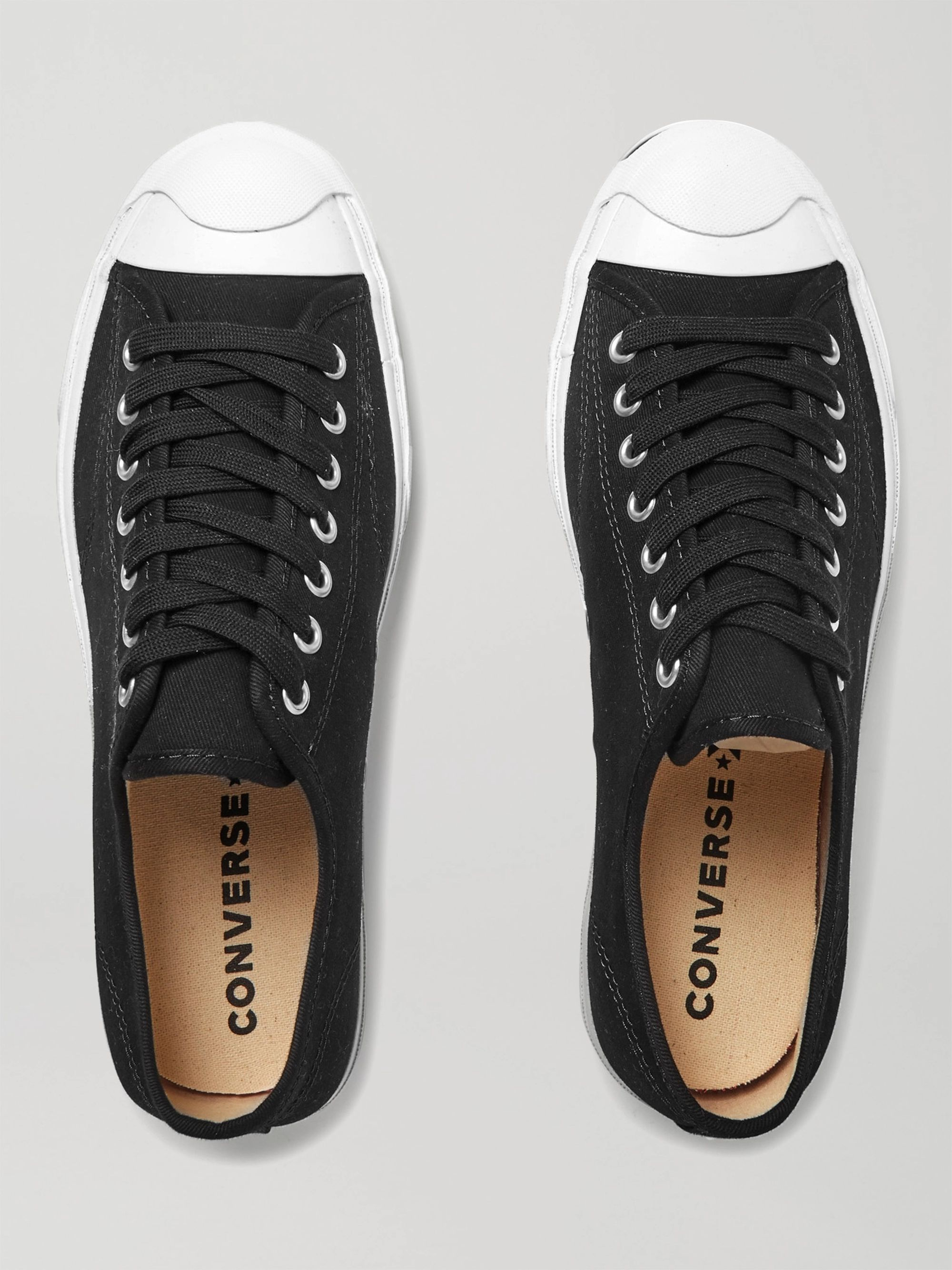 Converse Jack Purcell OX Canvas Sneakers