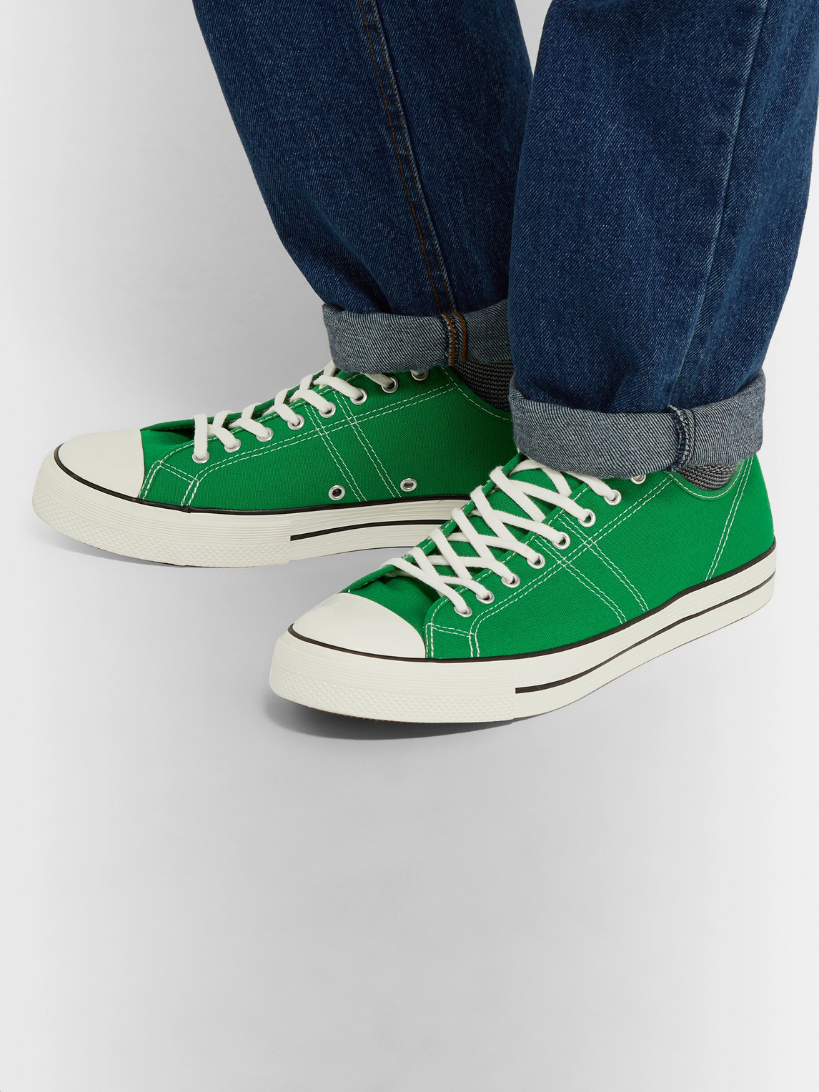 Converse Sneakers LUCKY STAR OX CANVAS SNEAKERS