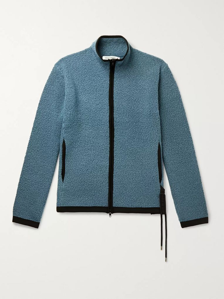 Craig Green Wool-Blend Bouclé Jacket