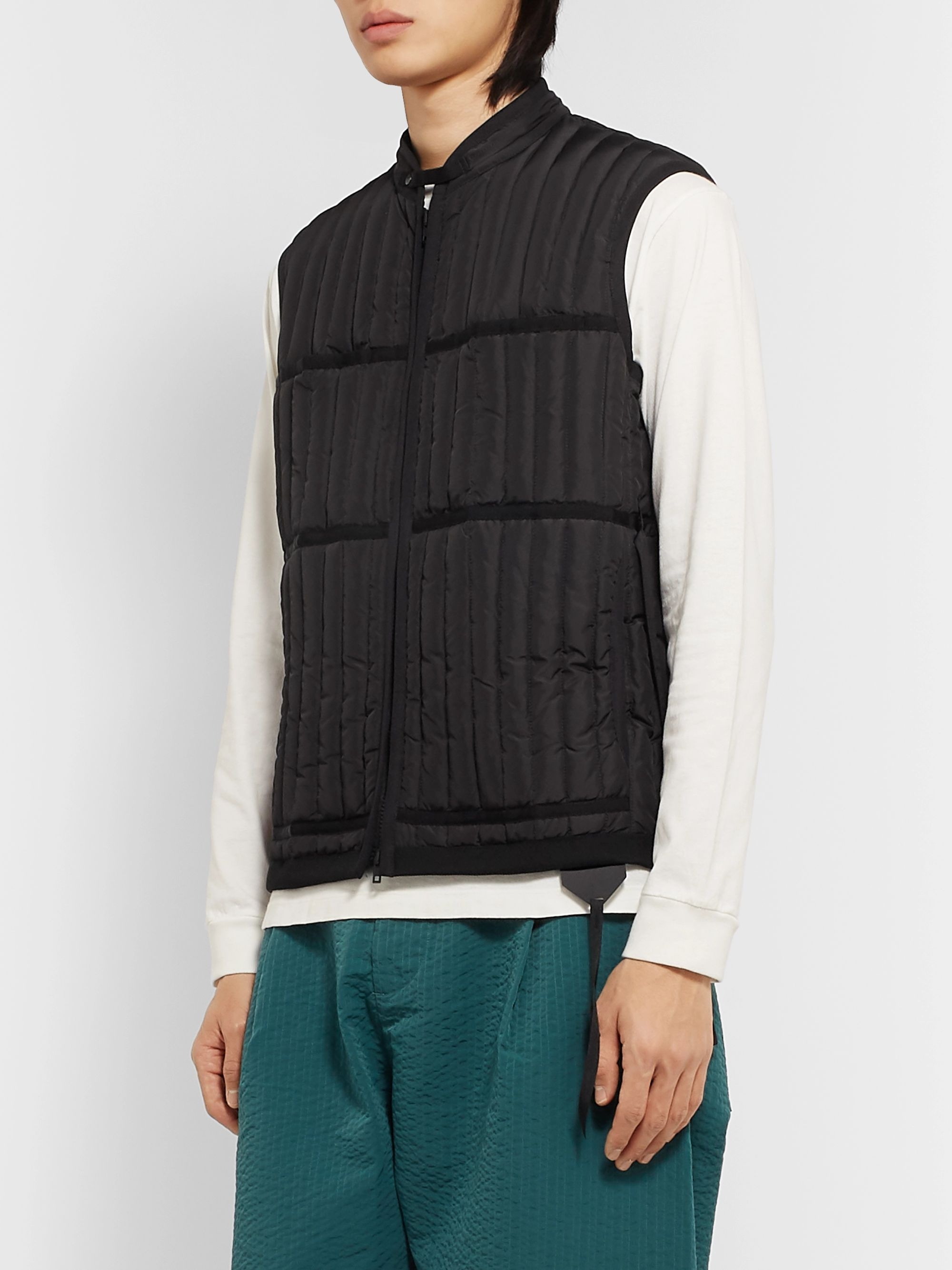 Craig Green Slim-Fit Quilted Shell Down Gilet