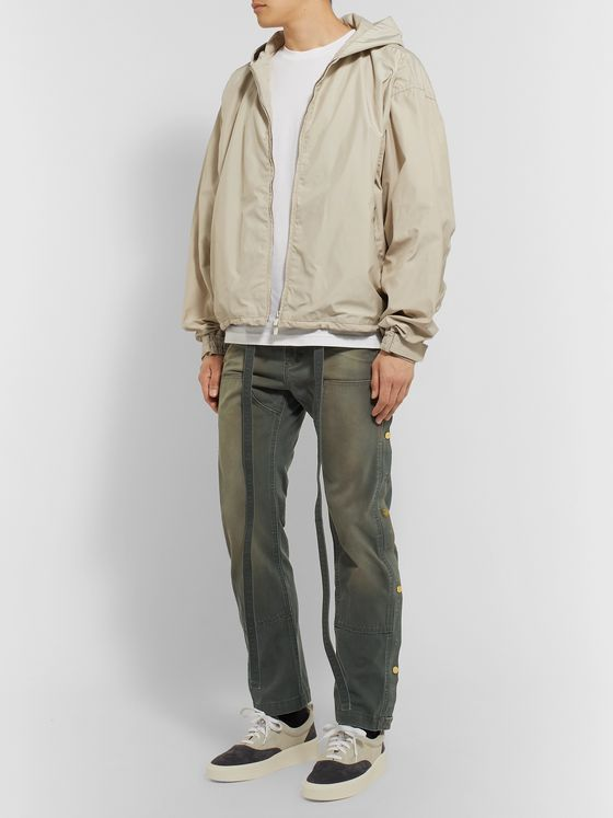 Fear of God Cotton-Canvas Drawstring Trousers