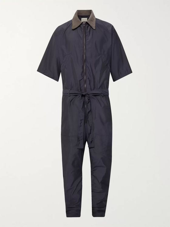 Fear of God Belted Nylon Jumpsuit