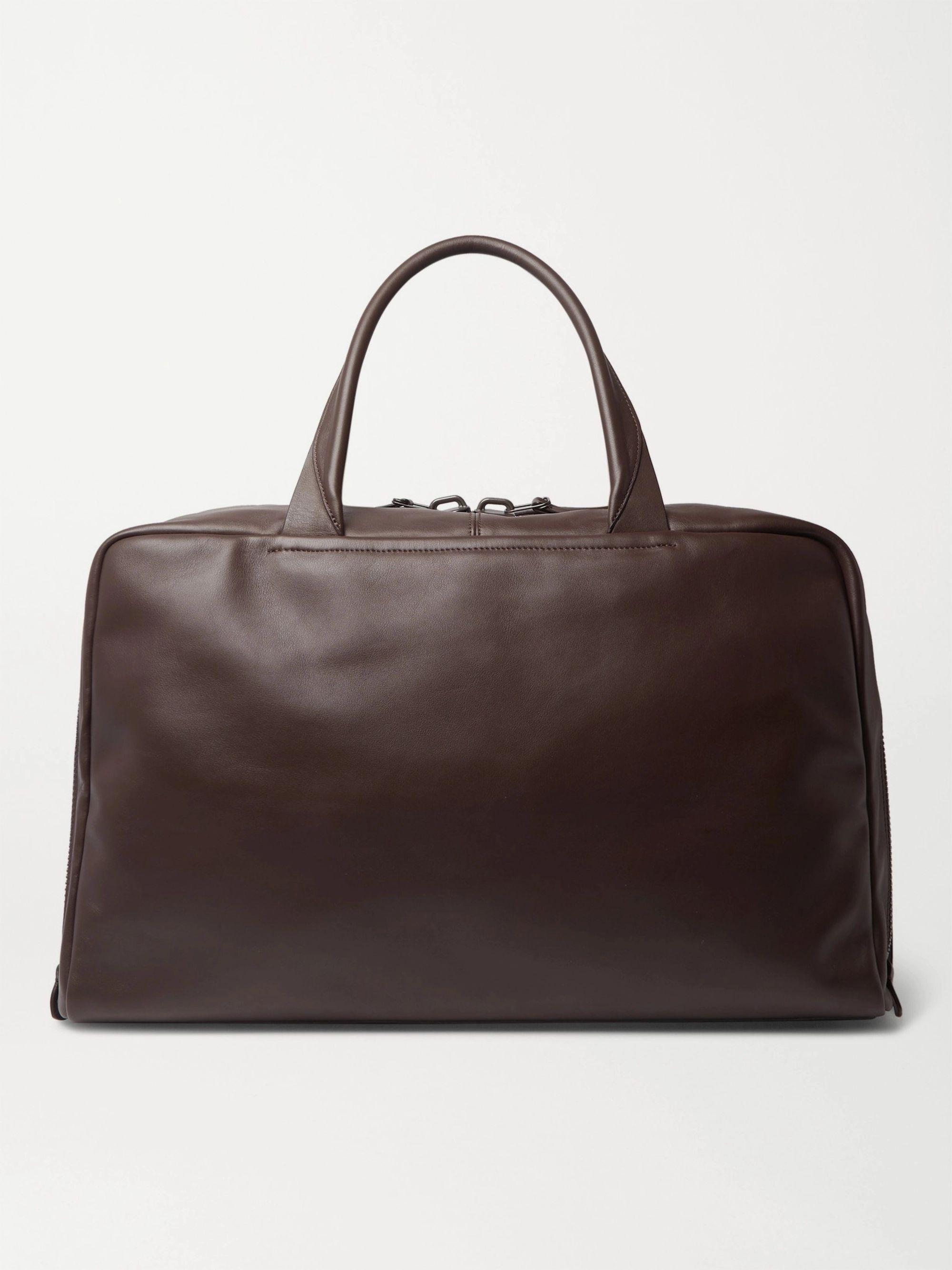 Álvaro Álvaro 47 Leather-Trimmed Canvas Holdall