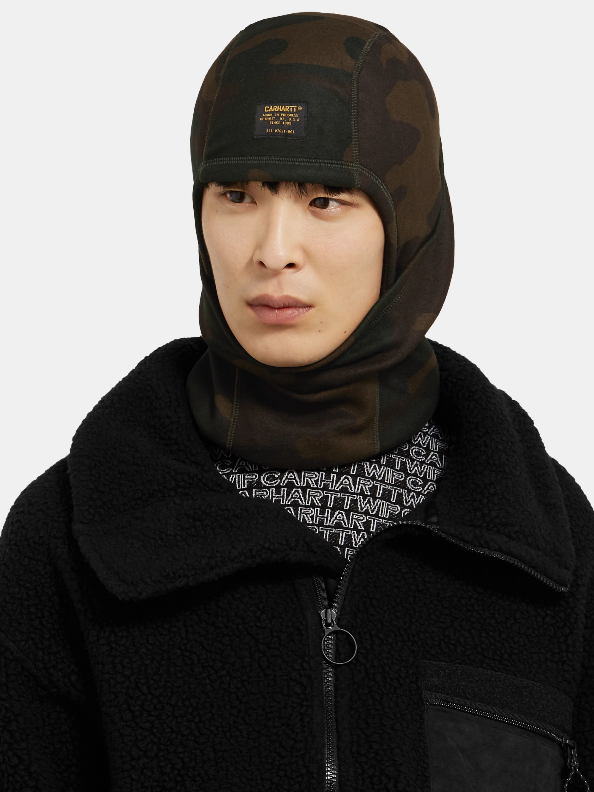 Carhartt WIP Mission Fleece Balaclava