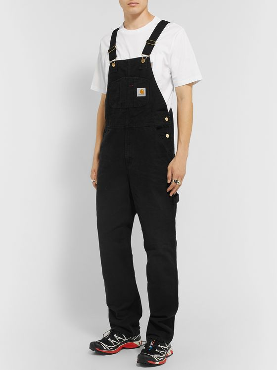 Carhartt WIP Cotton-Canvas Dungarees