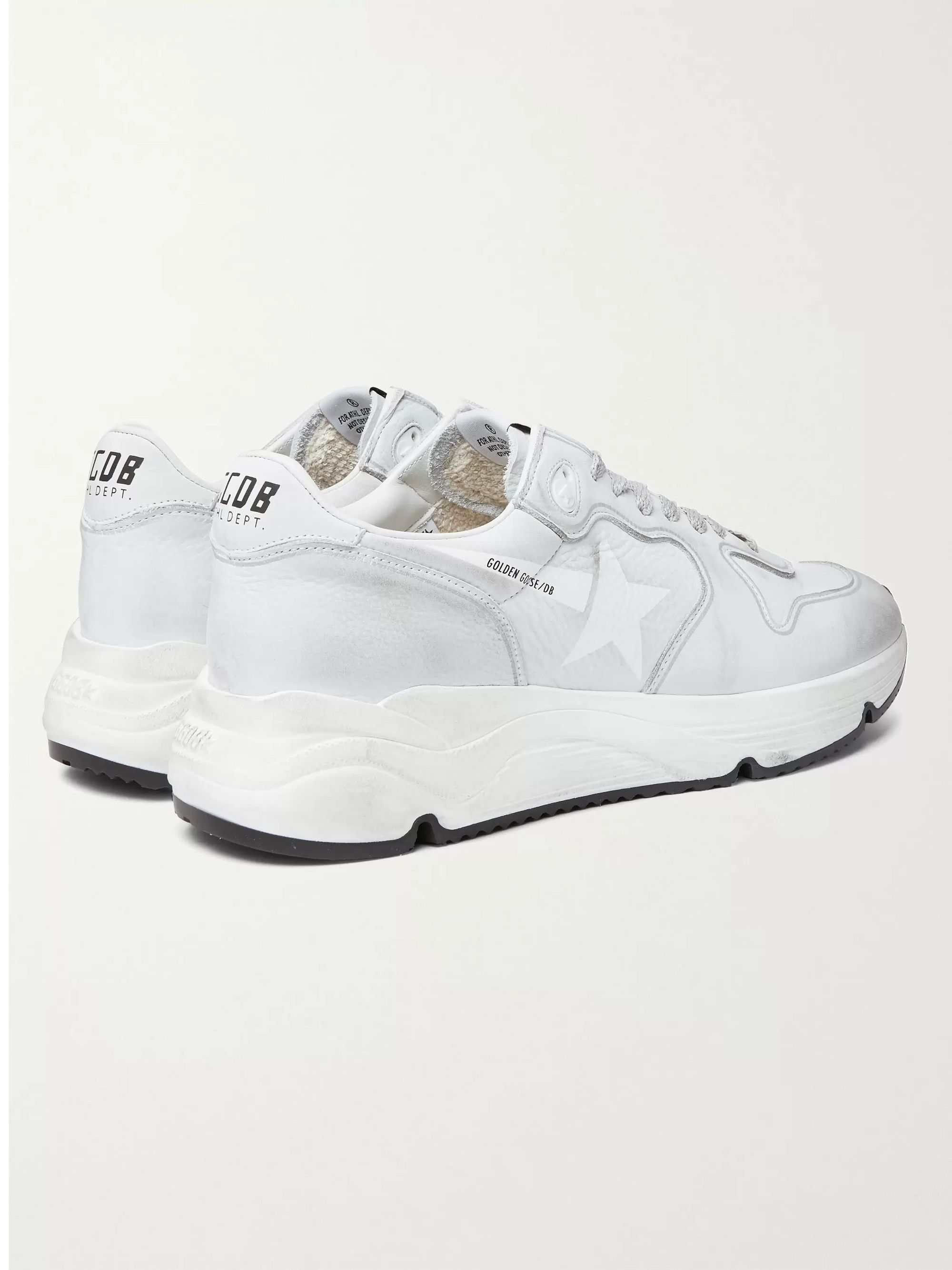 Golden Goose Nubuck Sneakers