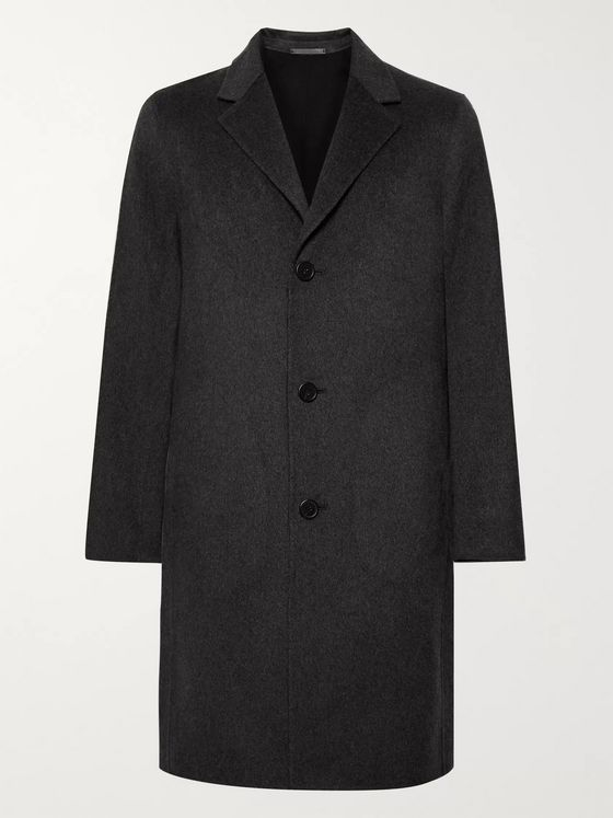 Theory Double-Faced Cashmere Overcoat