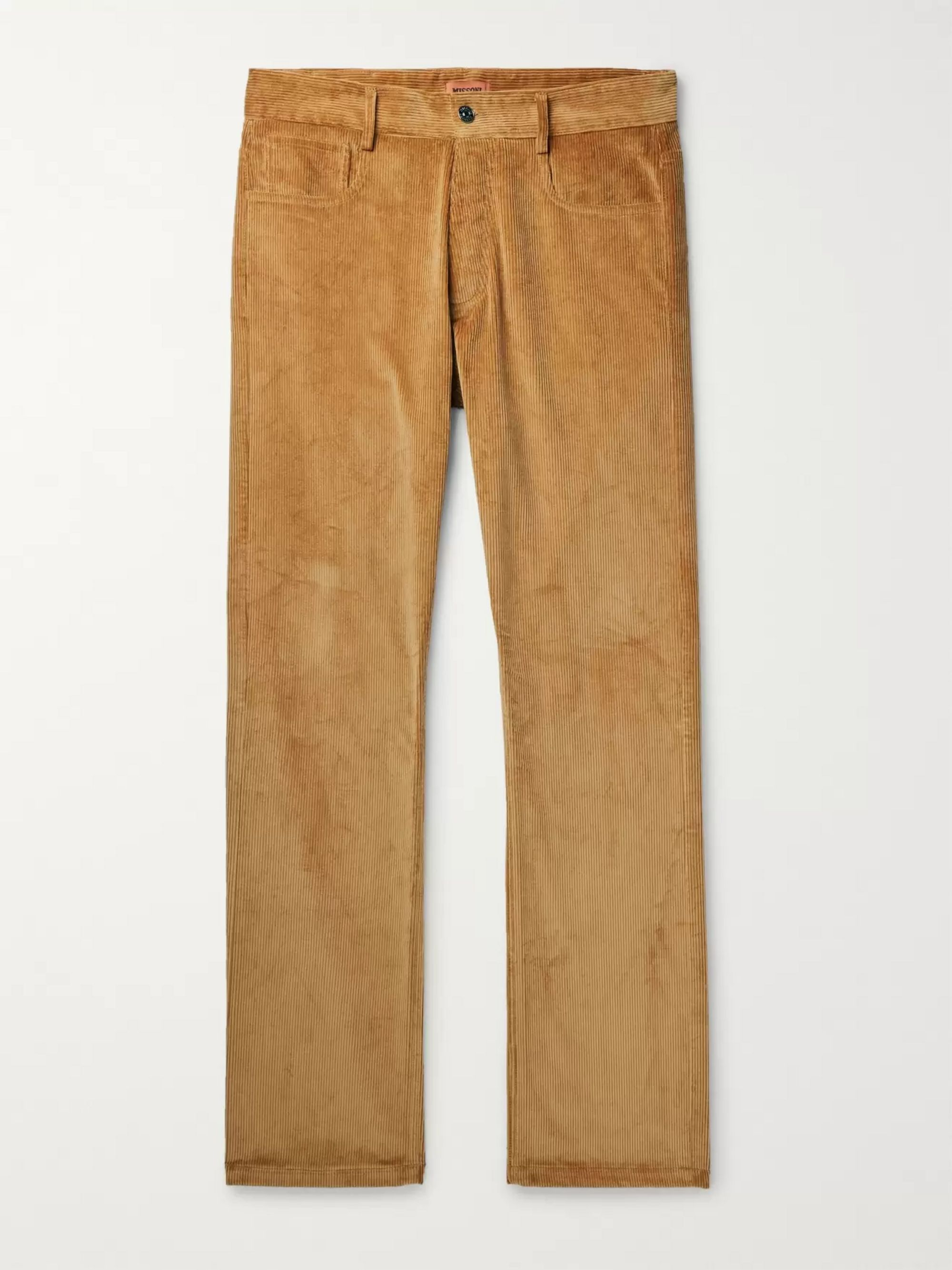 Missoni Cotton-Corduroy Trousers