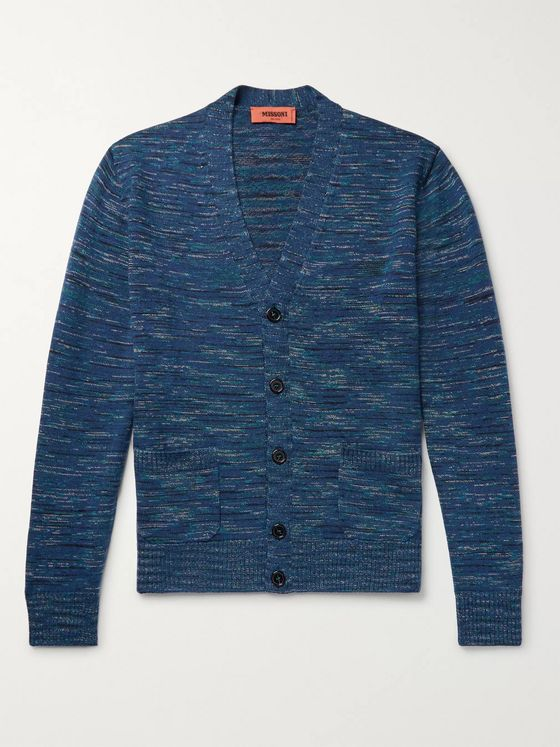 Missoni Space-Dyed Wool Cardigan