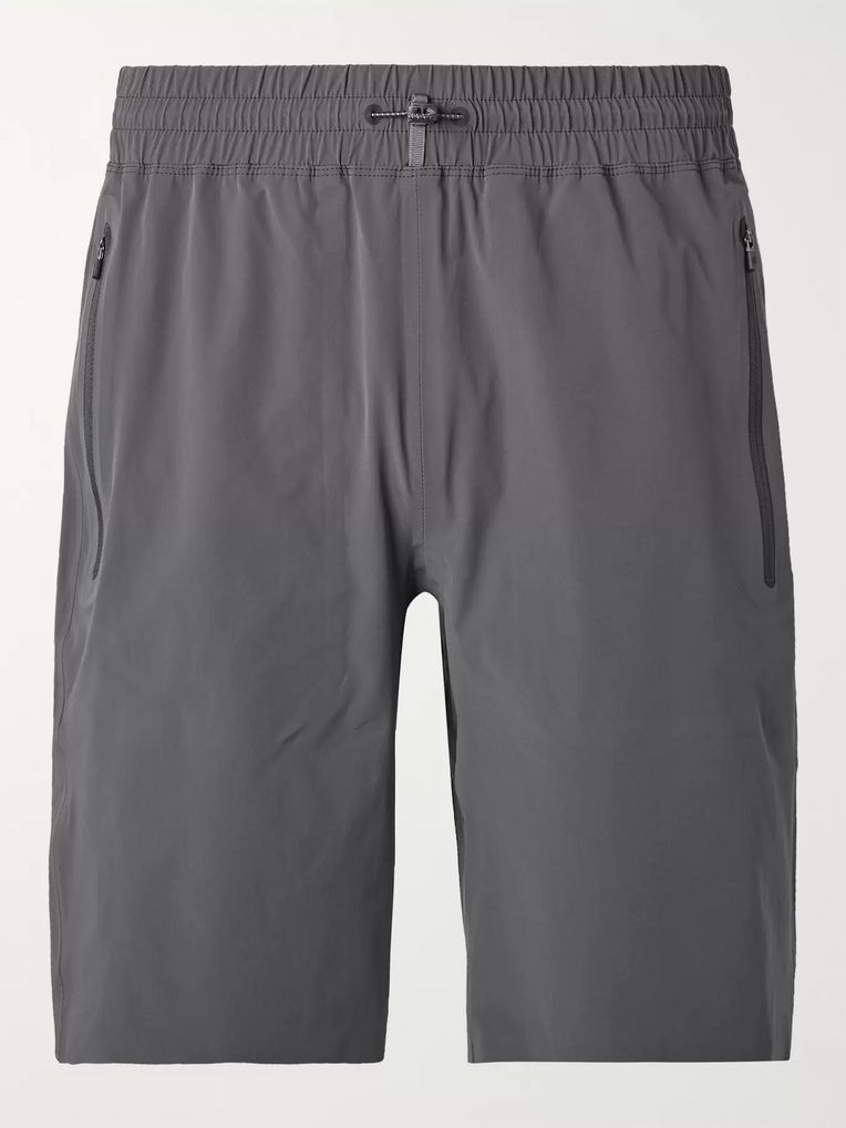 Reigning Champ Team Stretch-Nylon Shorts