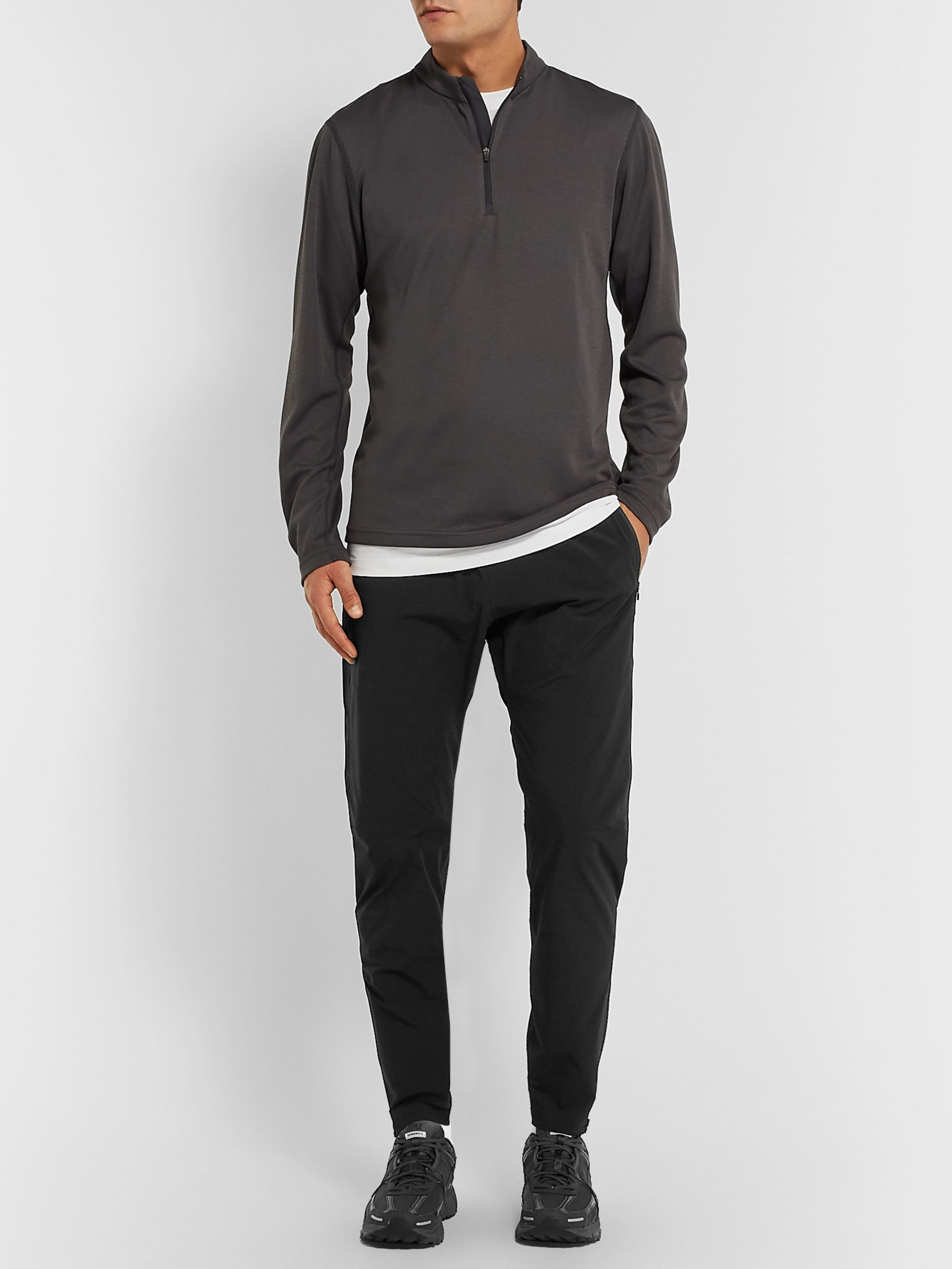 Reigning Champ Slim-Fit Stretch-Nylon Sweatpants