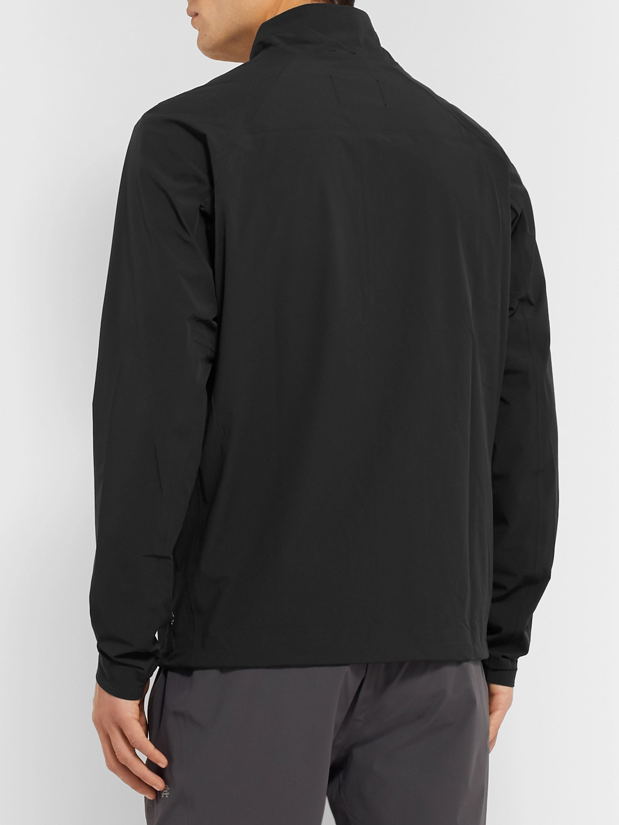 Reigning Champ Stretch-Nylon Track Jacket
