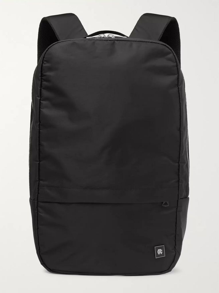 Reigning Champ Logo-Appliquéd Nylon Backpack