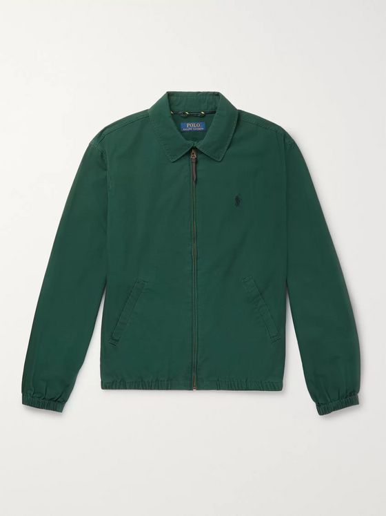 Polo Ralph Lauren Cotton Harrington Jacket
