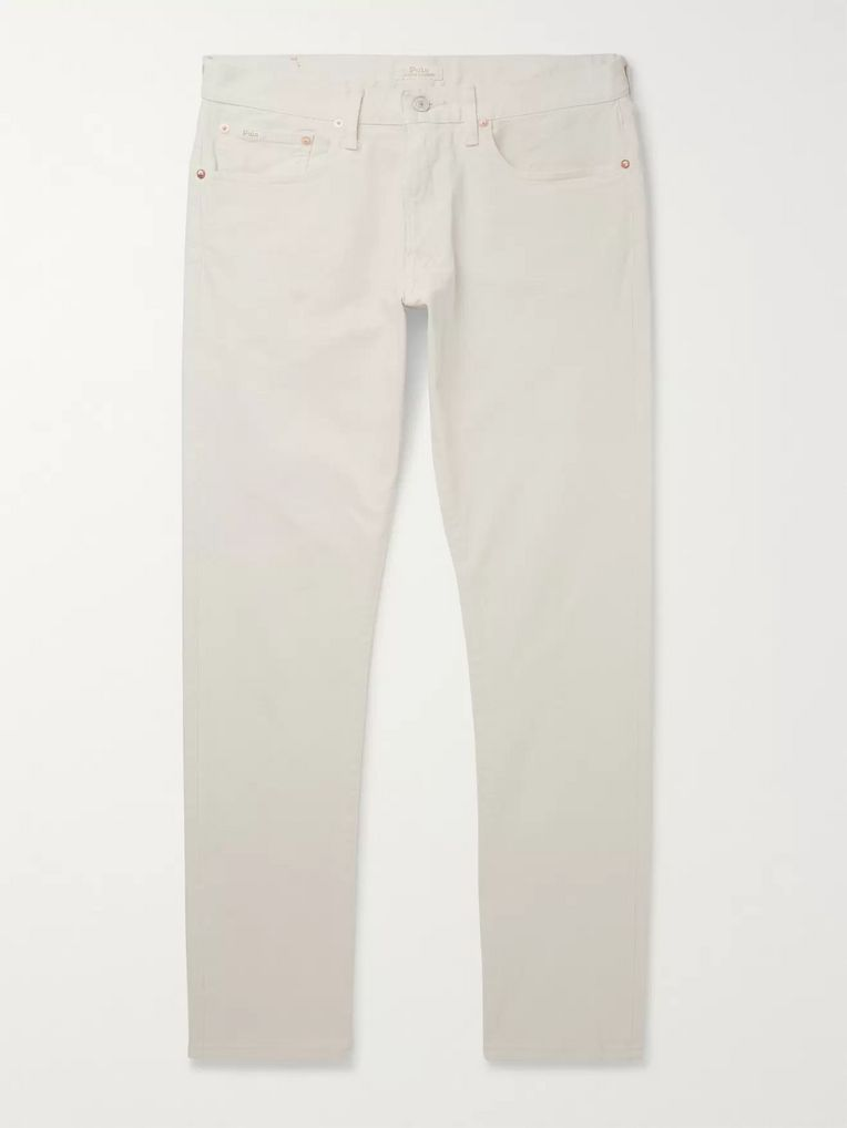 Polo Ralph Lauren Sullivan Slim-Fit Denim Jeans