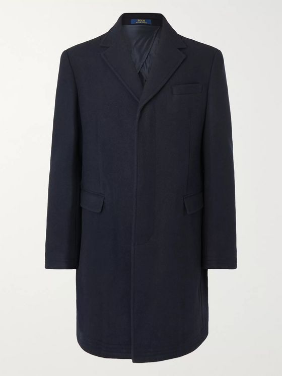 Polo Ralph Lauren Wool-Blend Overcoat