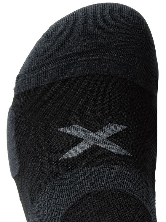 2XU Vectr Cushioned Stretch-Knit Full-Length Compression Socks