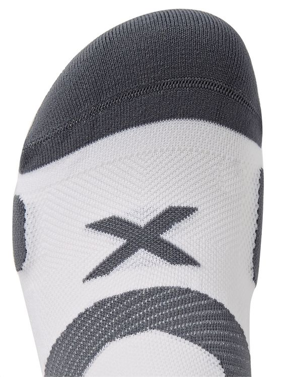 2XU Vectr Cushioned Stretch-Nylon No-Show Socks