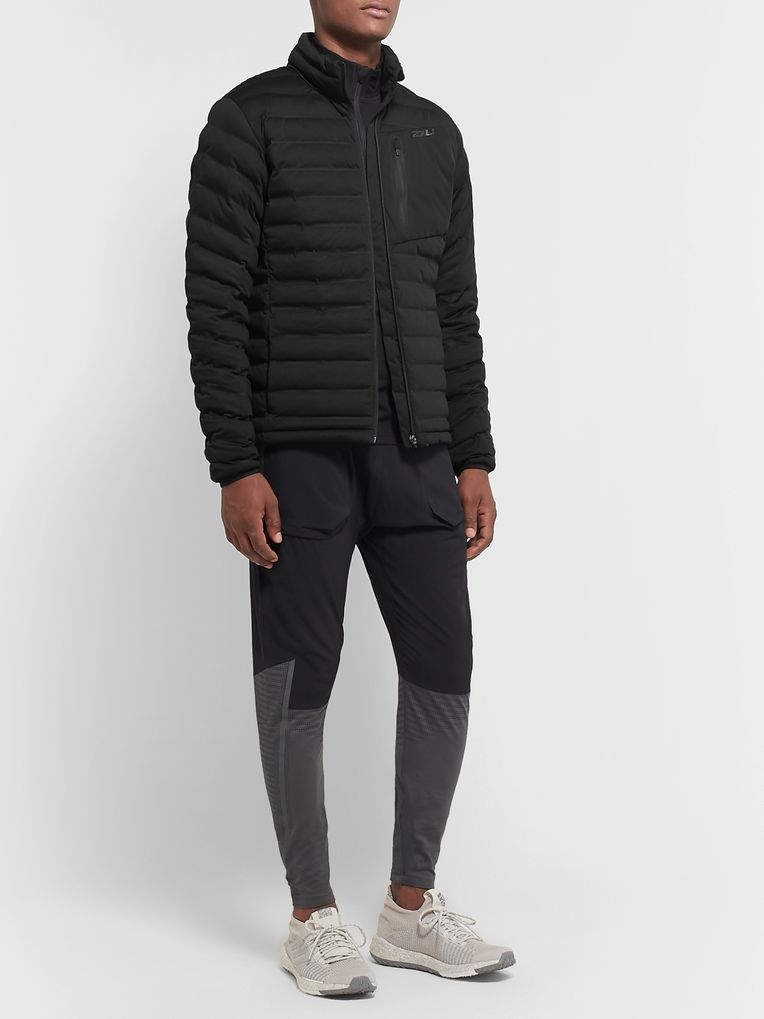 2XU Pursuit Slim-Fit Quilted Shell Jacket