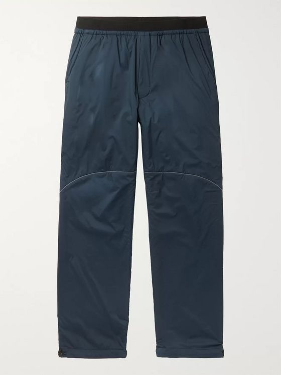 And Wander Padded Polartec Alpha Shell Trousers