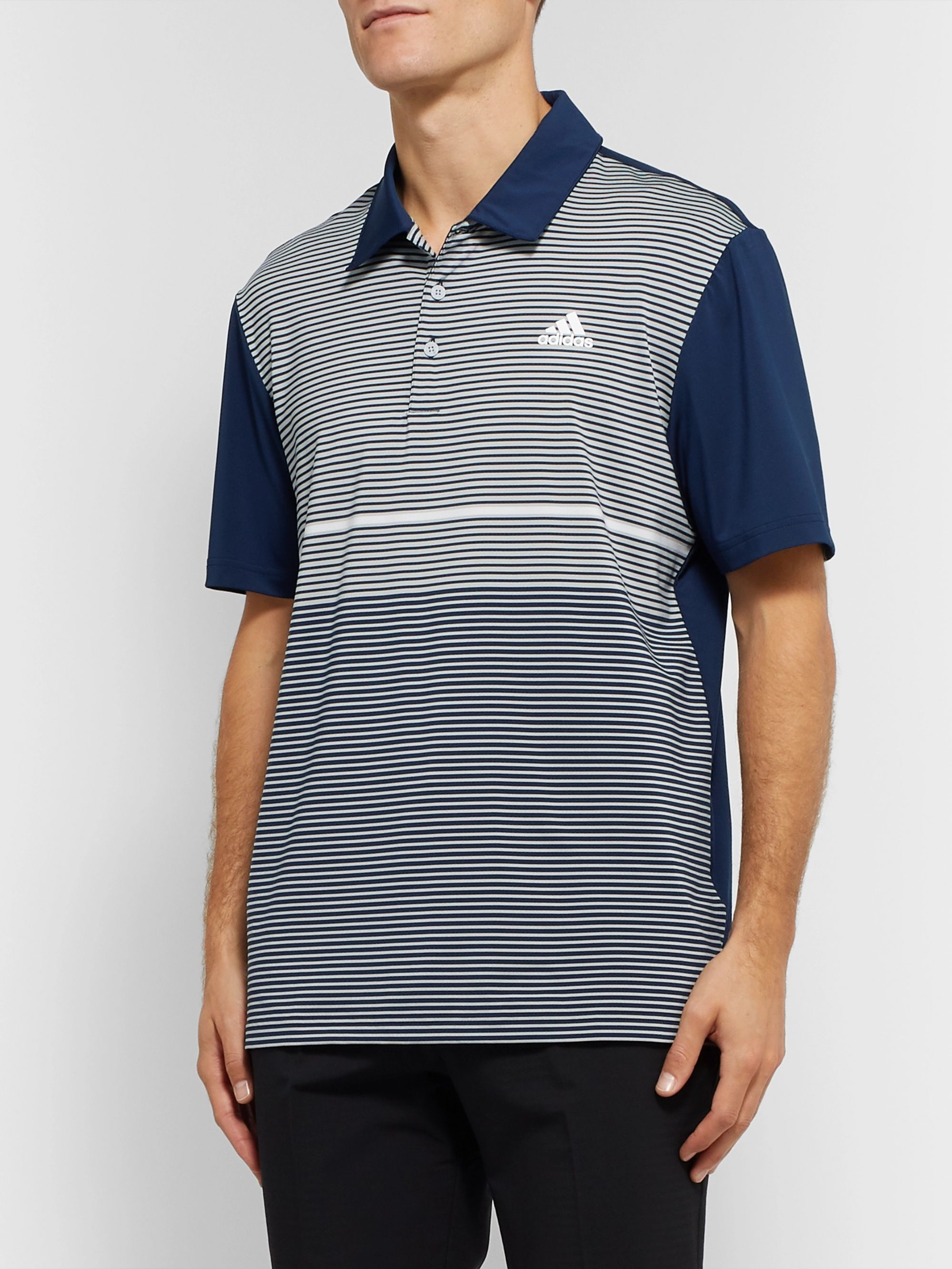 Adidas Golf Ultimate365 Stretch-Jersey Golf Polo Shirt
