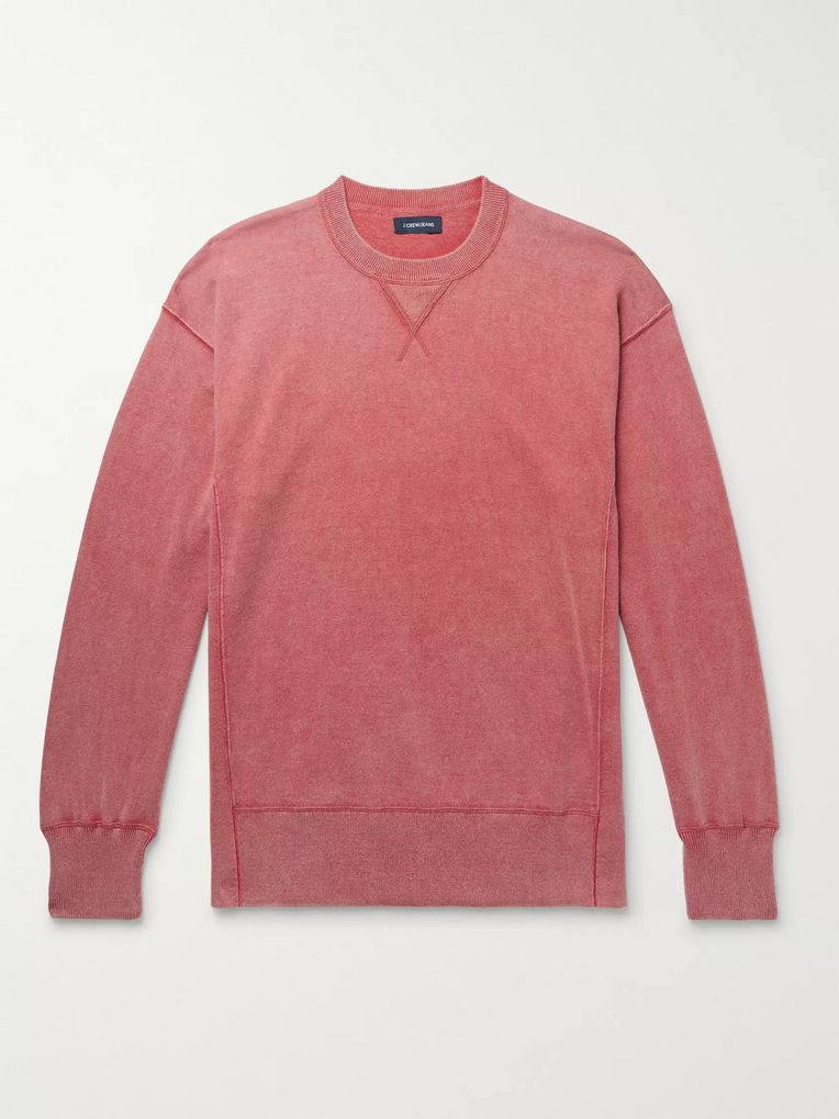 J.Crew Mélange Cotton Sweatshirt