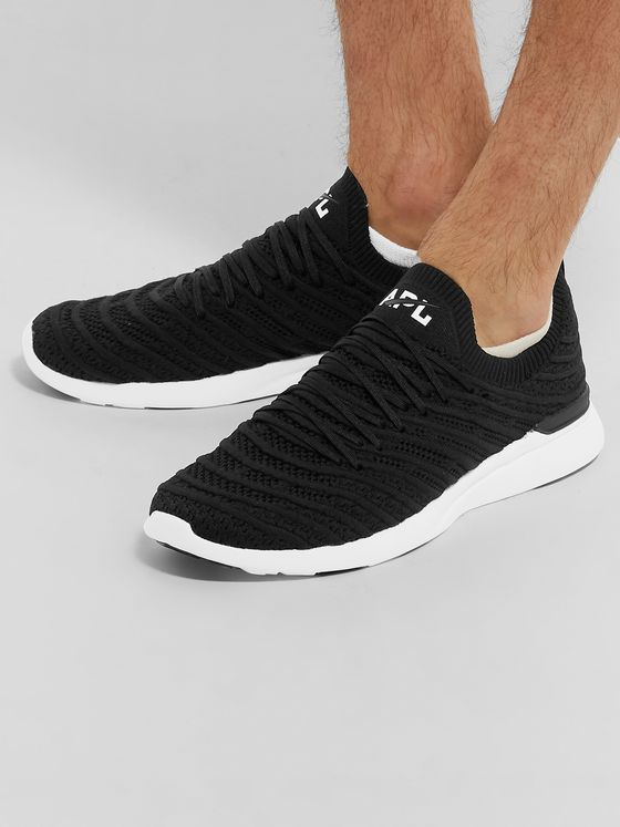 APL Athletic Propulsion Labs Wave TechLoom Running Sneakers