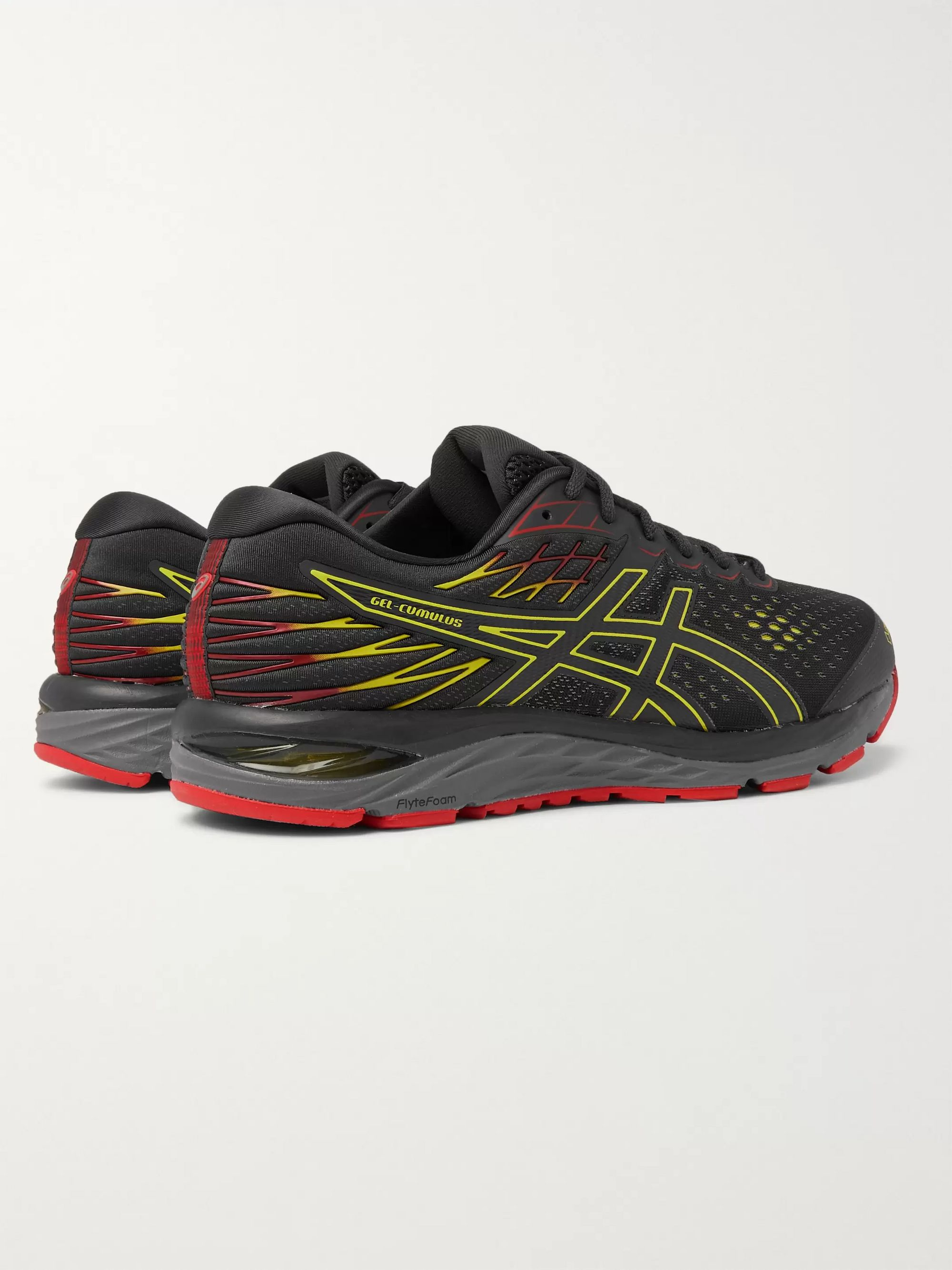 ASICS Gel Cumulus 21 G-TX Gore-Tex ComfortDry and Mesh Running Sneakers