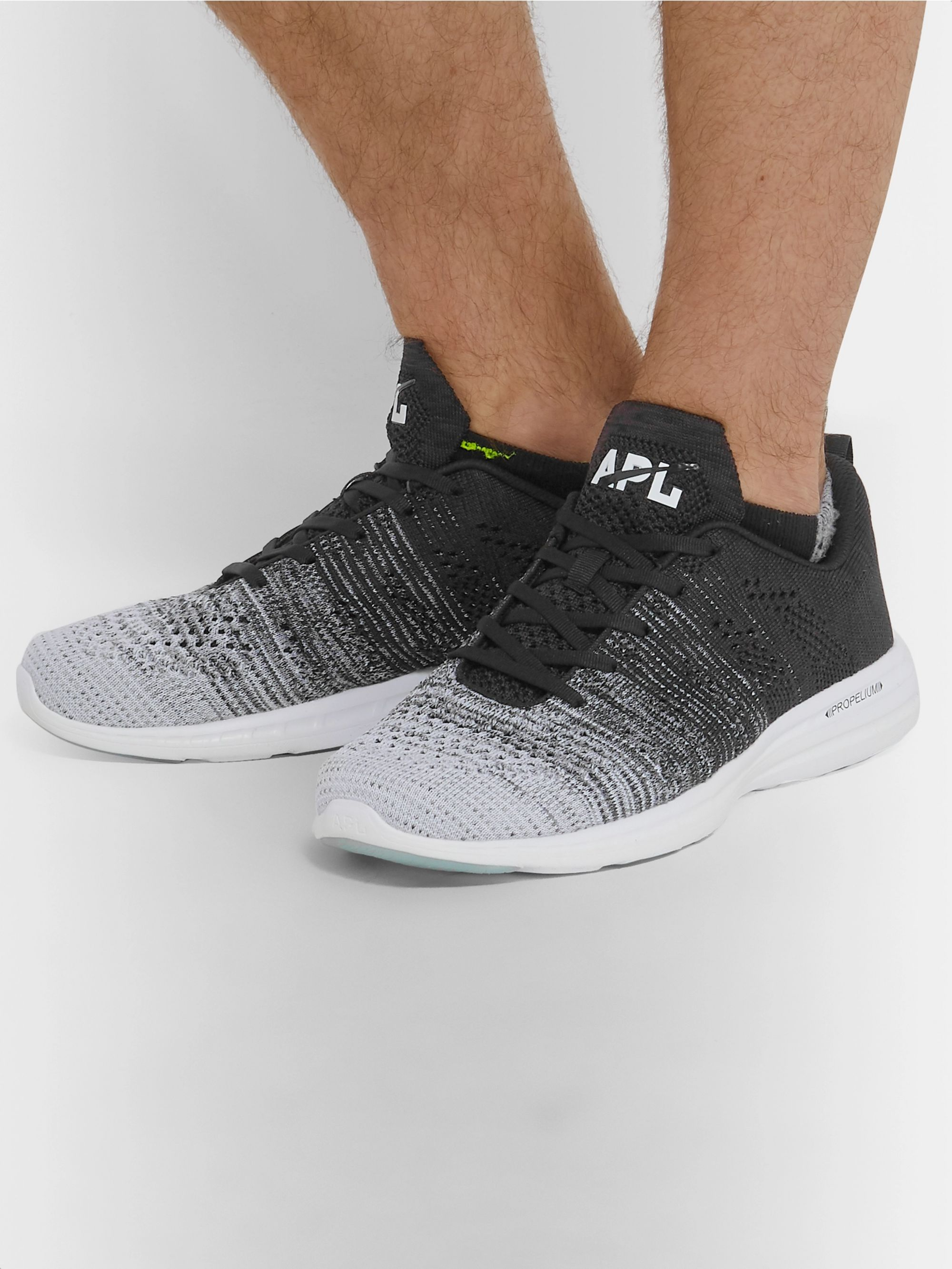 APL Athletic Propulsion Labs TechLoom Pro Running Sneakers