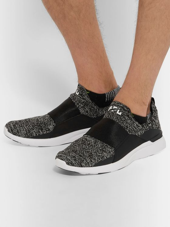 APL Athletic Propulsion Labs TechLoom Bliss Slip-On Running Sneakers