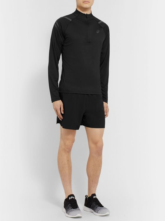 ASICS Icon Jersey Half-Zip Top