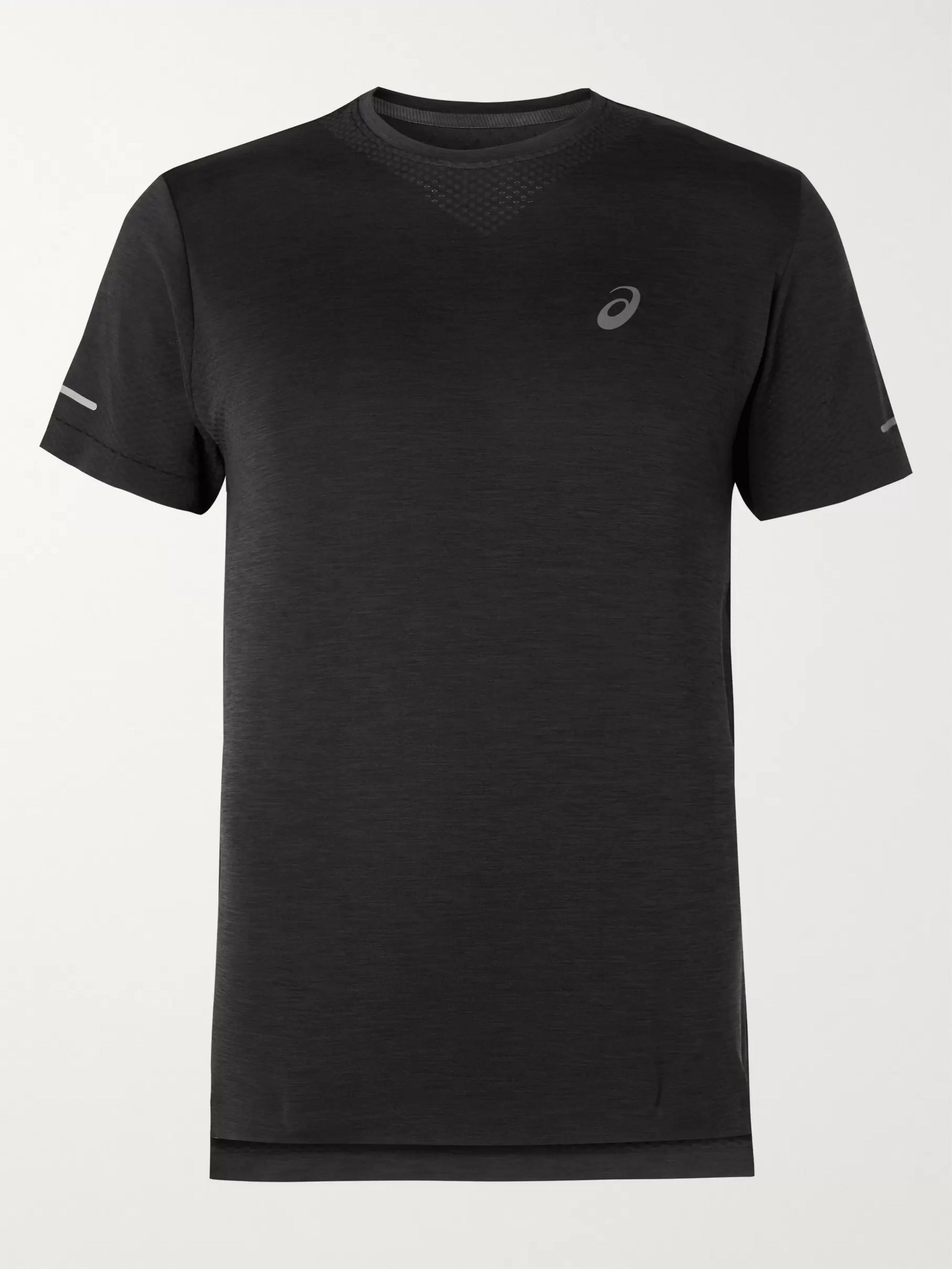 ASICS Seamless Stretch-Jersey T-Shirt