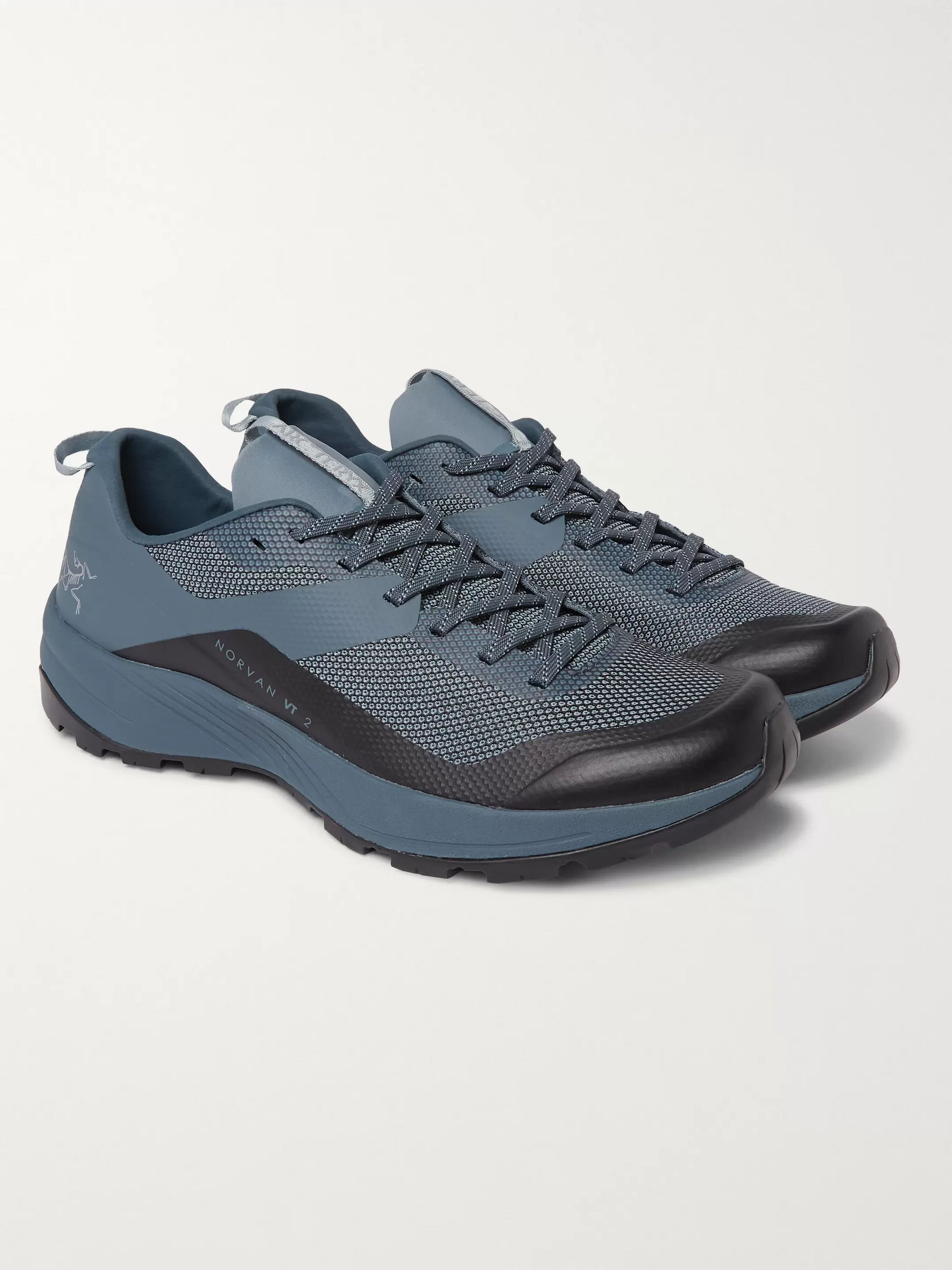 Arc'teryx Norvan VT 2 Mesh and Rubber Running Sneakers