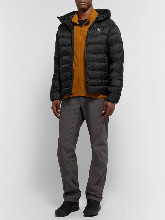Arc'teryx Cerium SV Quilted Arato Hooded Down Jacket