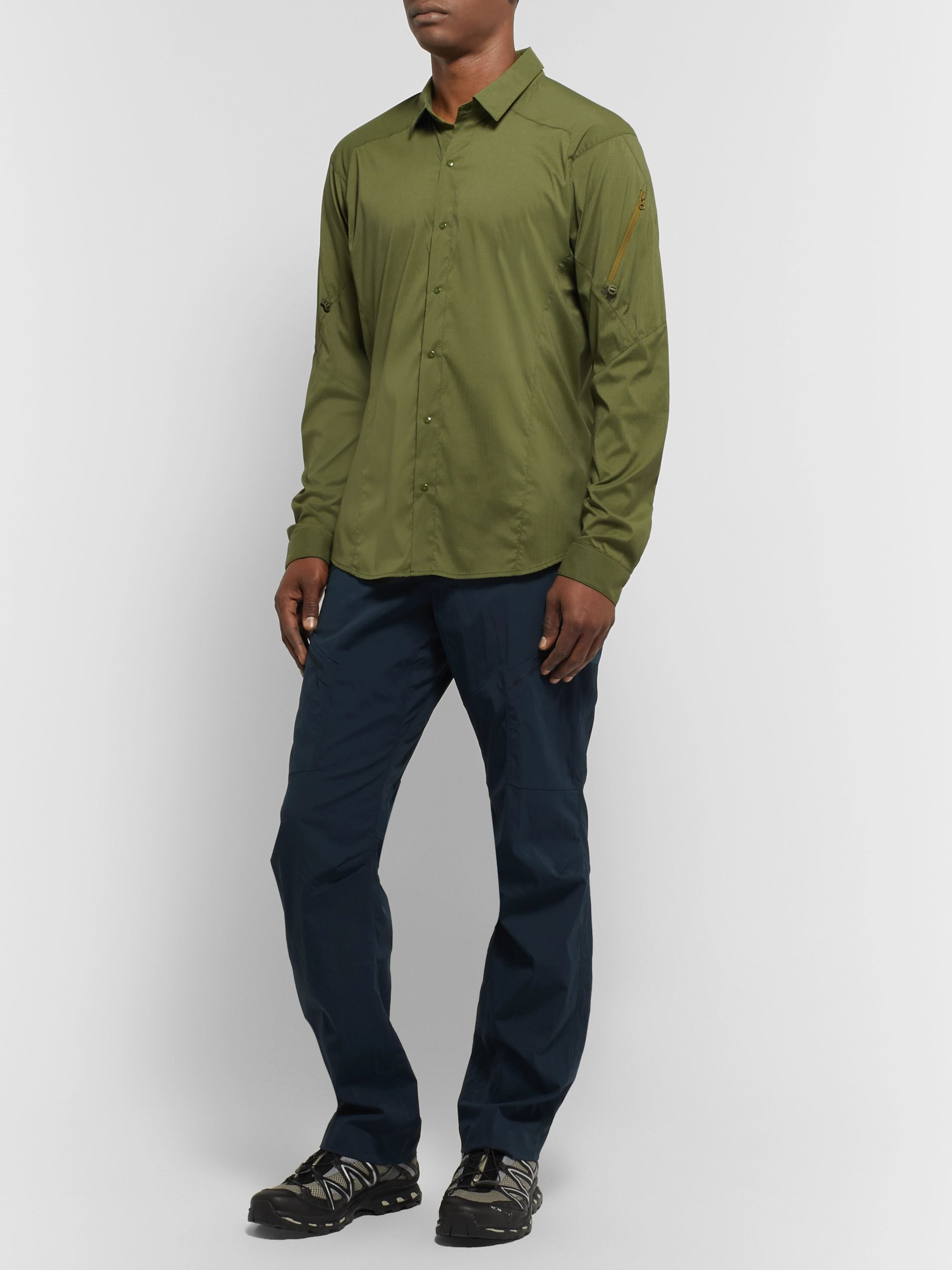 Arc'teryx Elaho Slim-Fit Alatorre Shirt