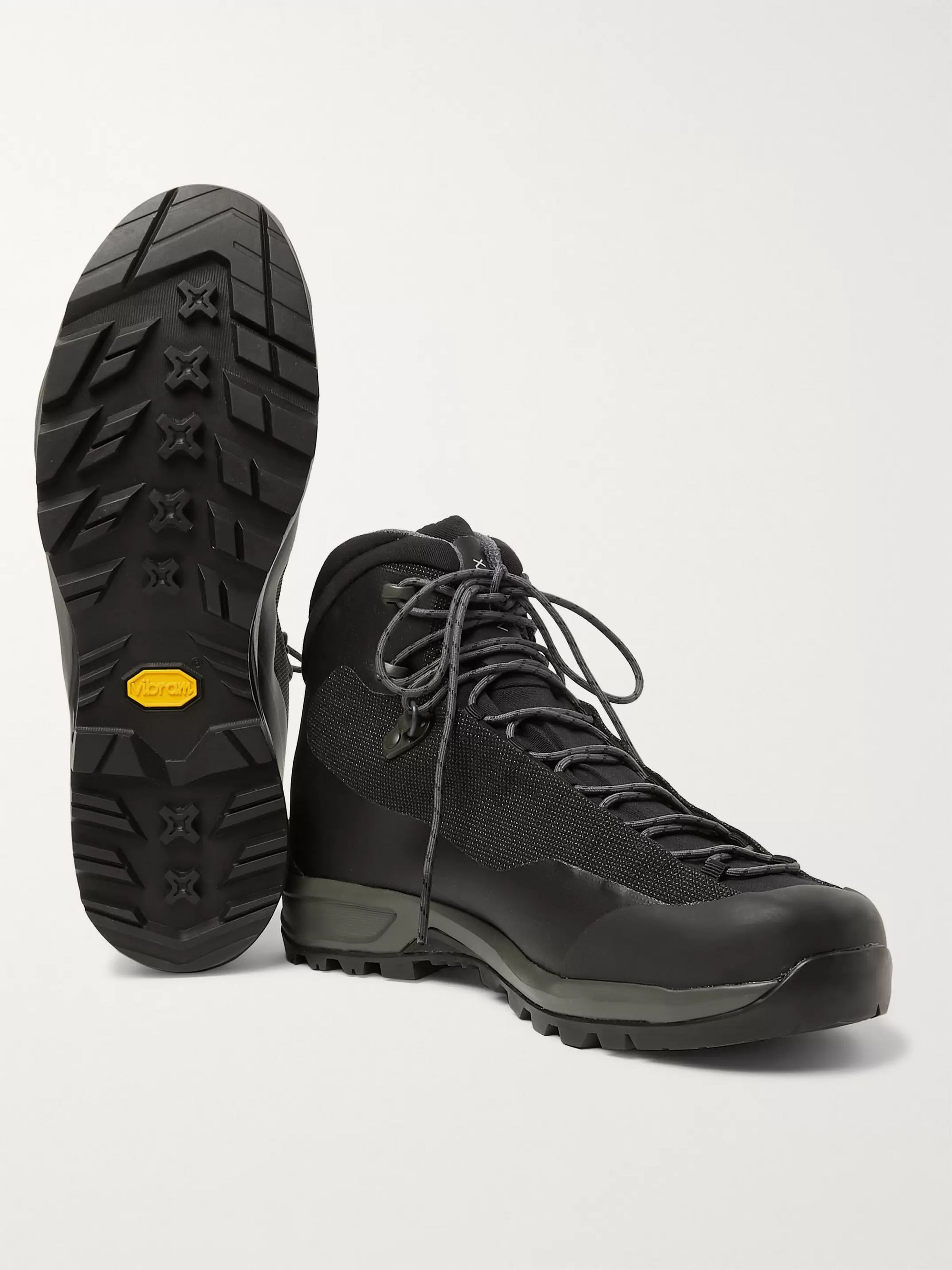 Arc'teryx Acrux TR GTX Rubber-Trimmed SuperFabric Hiking Boots