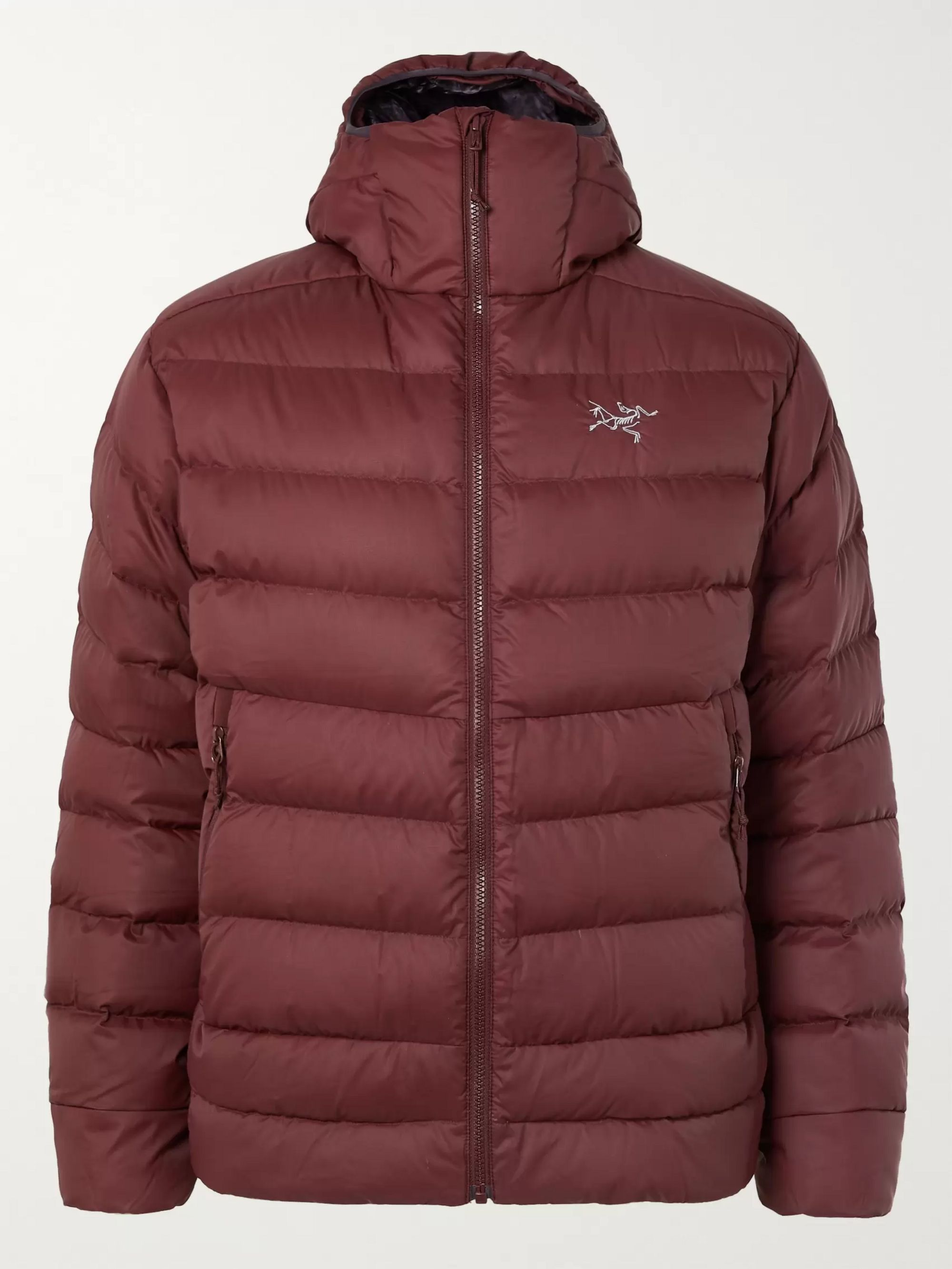 Arc'teryx Thorium AR Quilted Nylon Down Jacket