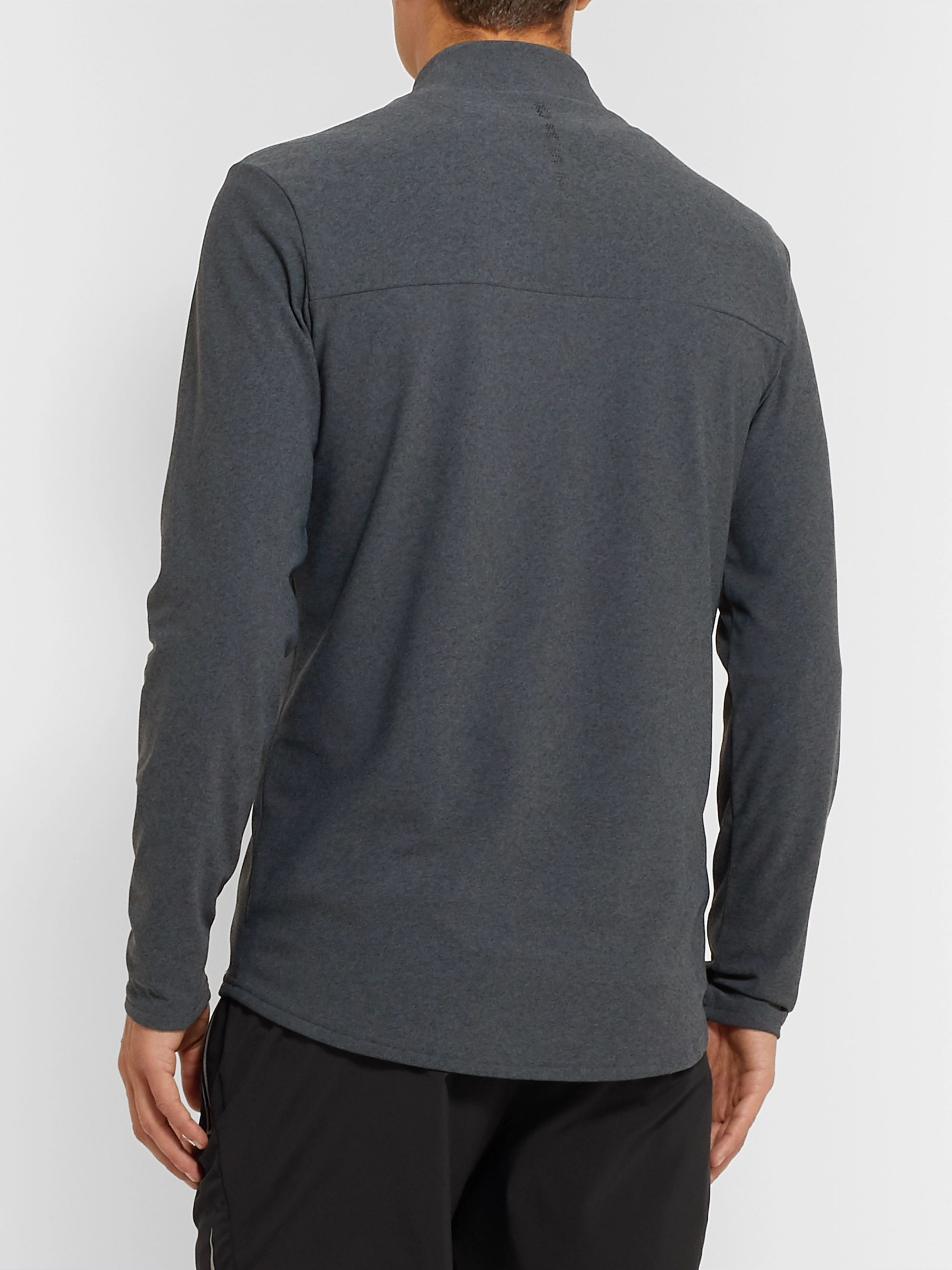 CASTORE Marshall Slim-Fit Half-Zip Jacket