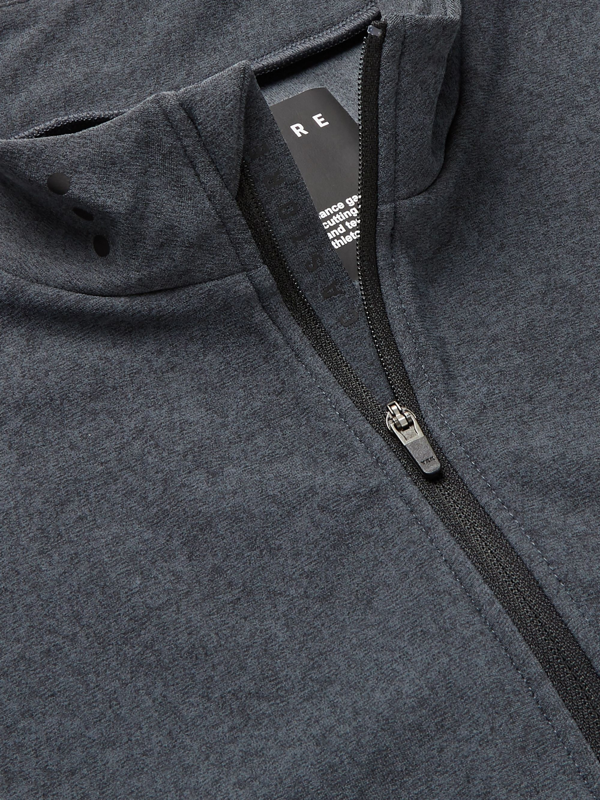 CASTORE Marshall Stretch Tech-Jersey Half-Zip Jacket