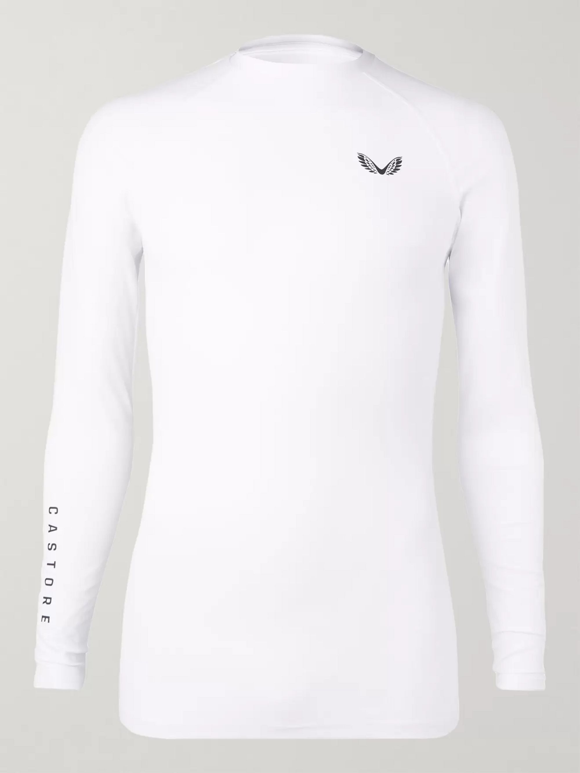CASTORE XPT Compression Mesh-Panelled Stretch Tech-Jersey T-Shirt