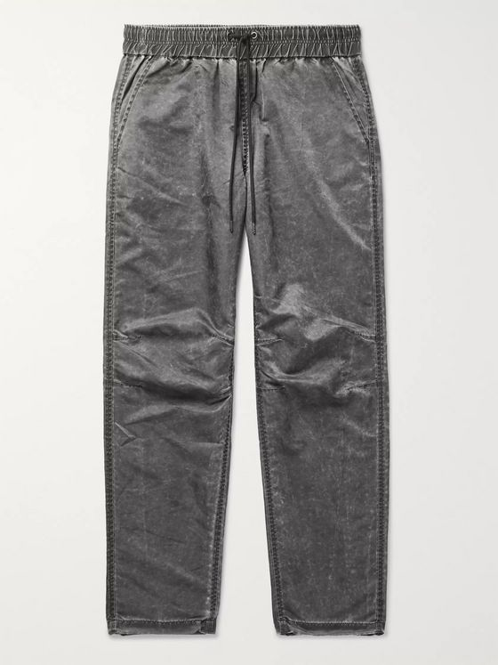 JOHN ELLIOTT Nicasio Nylon Drawstring Trousers