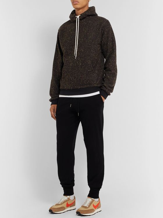 John Elliott Fireside Beach Knitted Hoodie