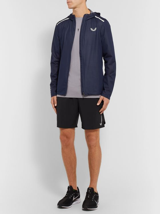 CASTORE Arnaud Hooded Shell Jacket