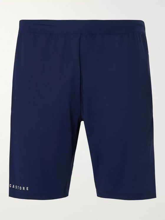 CASTORE Reuben Stretch Tech-Jersey Shorts
