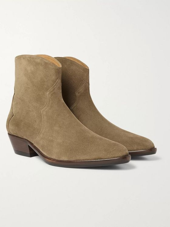 Isabel Marant Derfee Suede Boots
