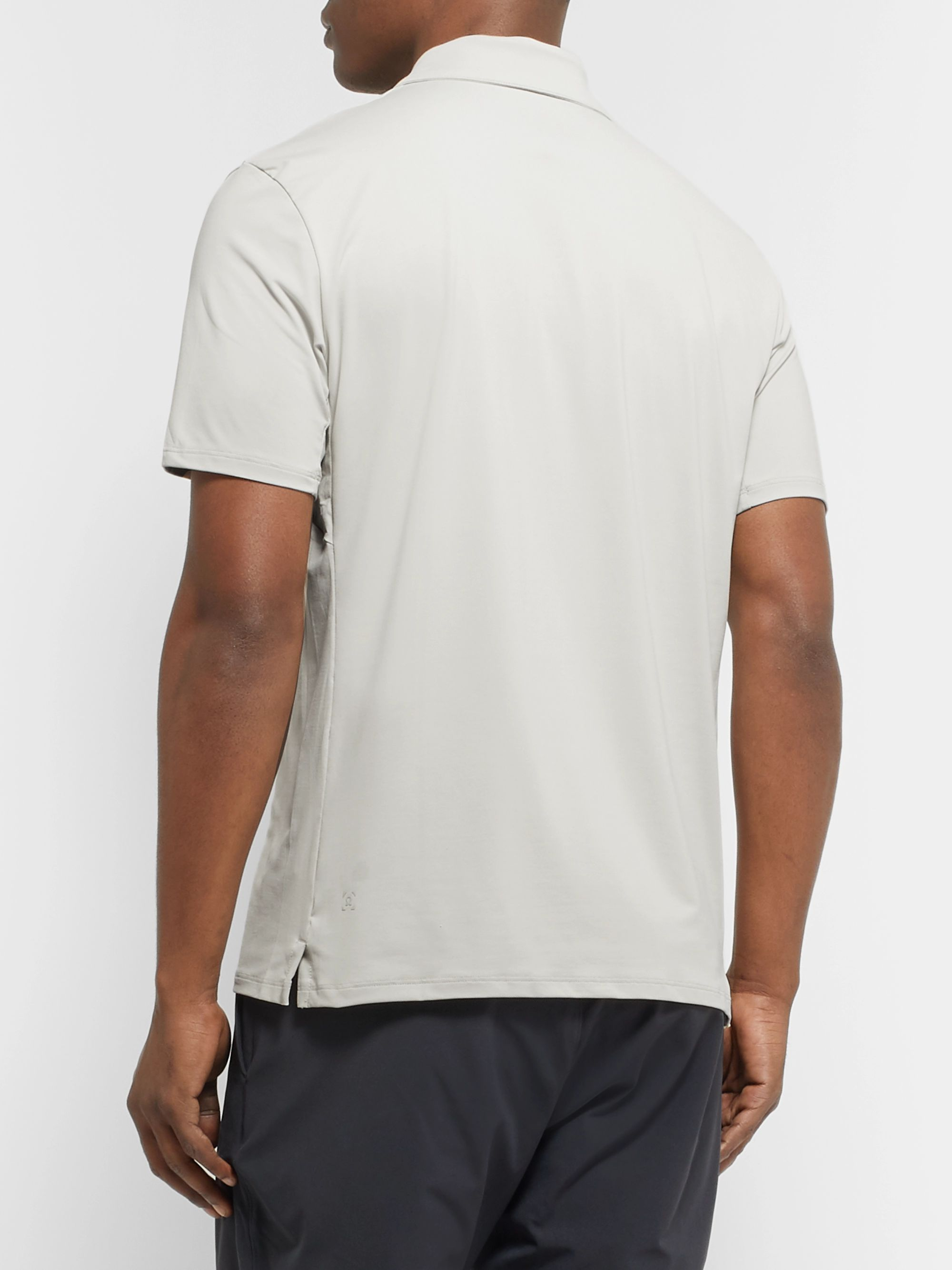 Lululemon Capacity Luxtreme Polo Shirt