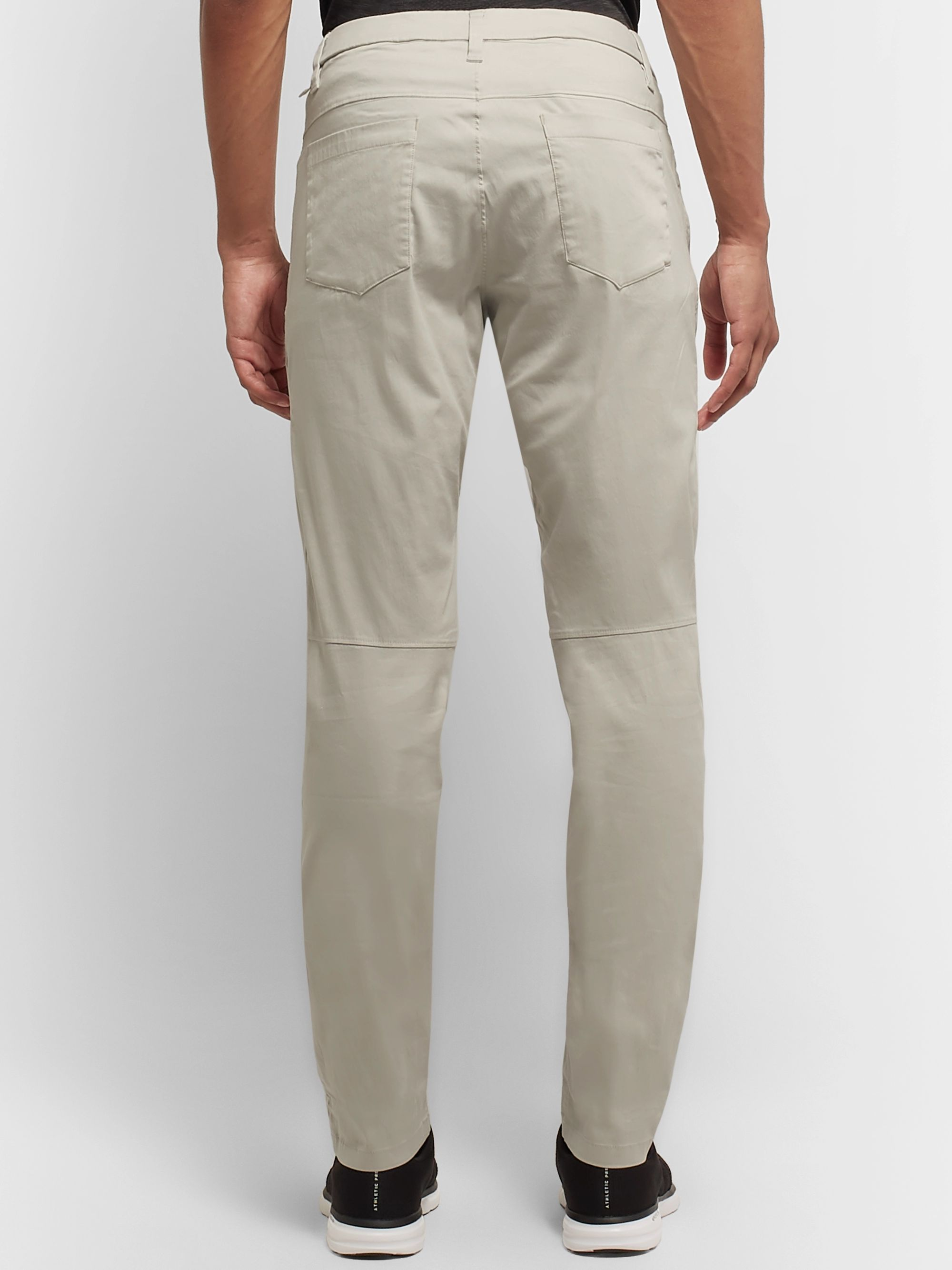 Lululemon ABC Slim-Fit Warpstreme Trousers