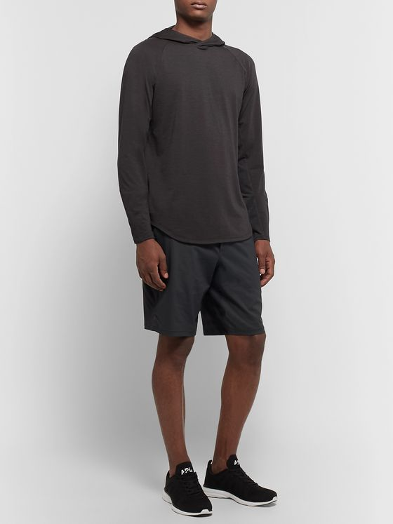 Lululemon Always Agile Stretch-Jersey Hoodie
