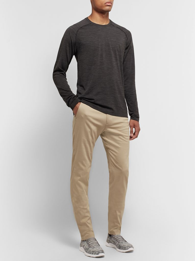 Lululemon Commission Slim-Fit Swift Trousers