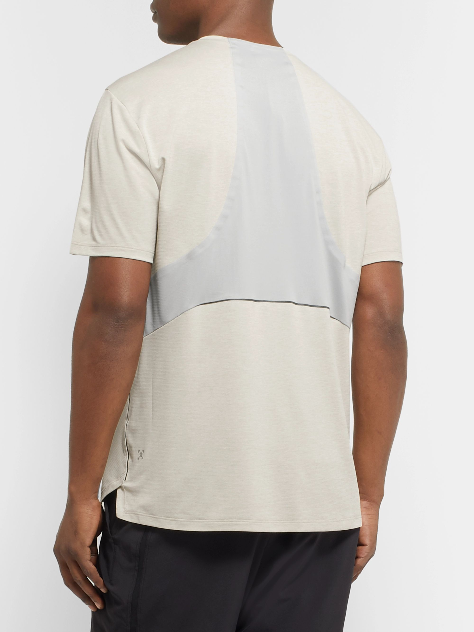 Lululemon Fast and Free Breathe Light Mesh T-Shirt